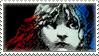 Les Miserables Stamp