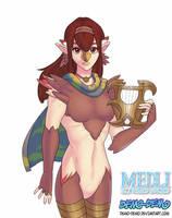 Medli - Skyward Sword by Demo-Demo