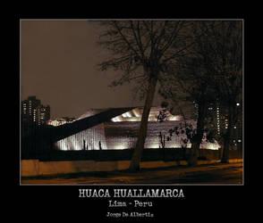 Huaca Huallamarca I