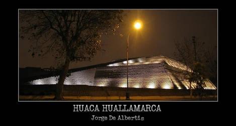 Huaca Huallamarca II