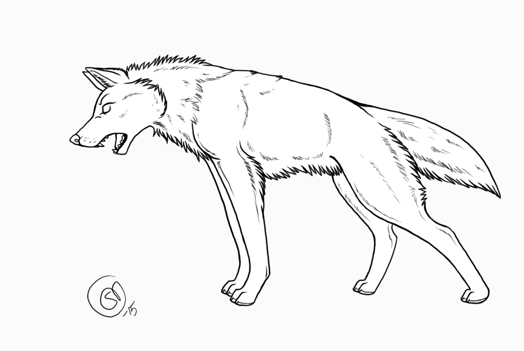 mad wolf drawings - photo #15