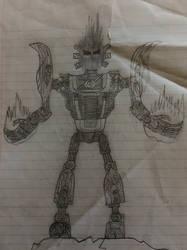 Makuta G2 (really old drawing)