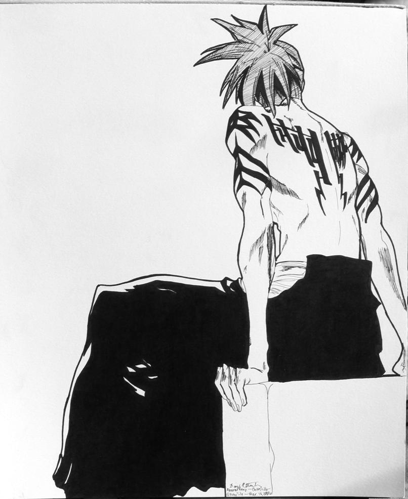 Renji by SakuraKaijuu