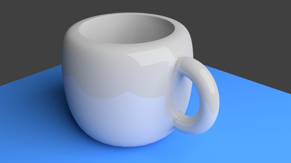 3D - Cup