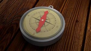 3D - Compass