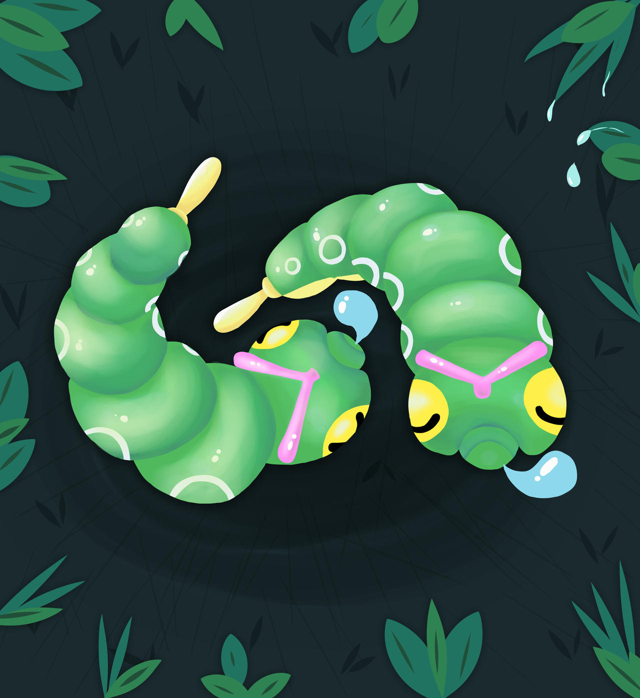 Collab: Caterpie