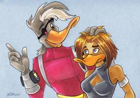 Duckie Adlibs by Caliosidhe