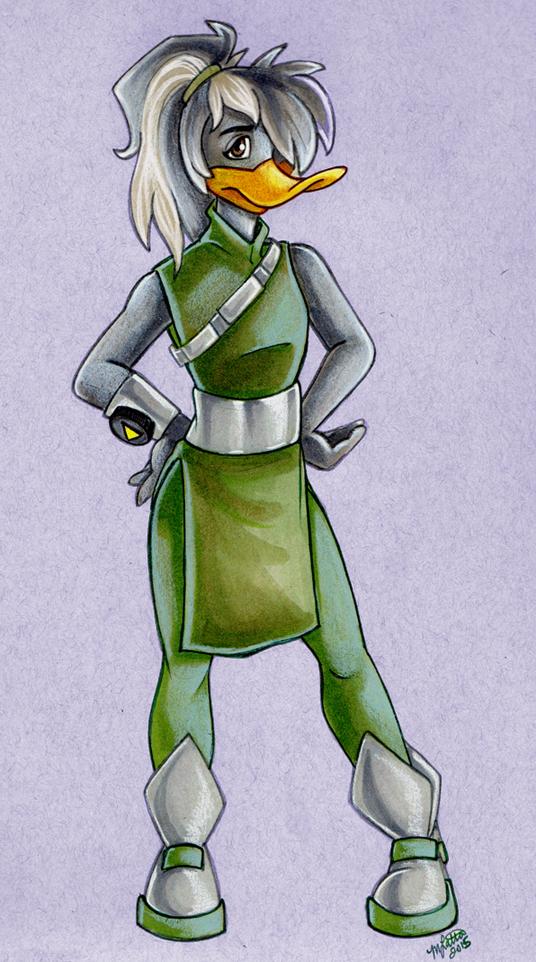 Christina 'Emerald' L'Orange by Caliosidhe