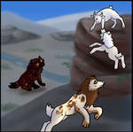 Goat Hunt 1 by Berkelis