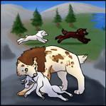 Goat Hunt 3 by Berkelis