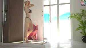 Nickie Shower 01