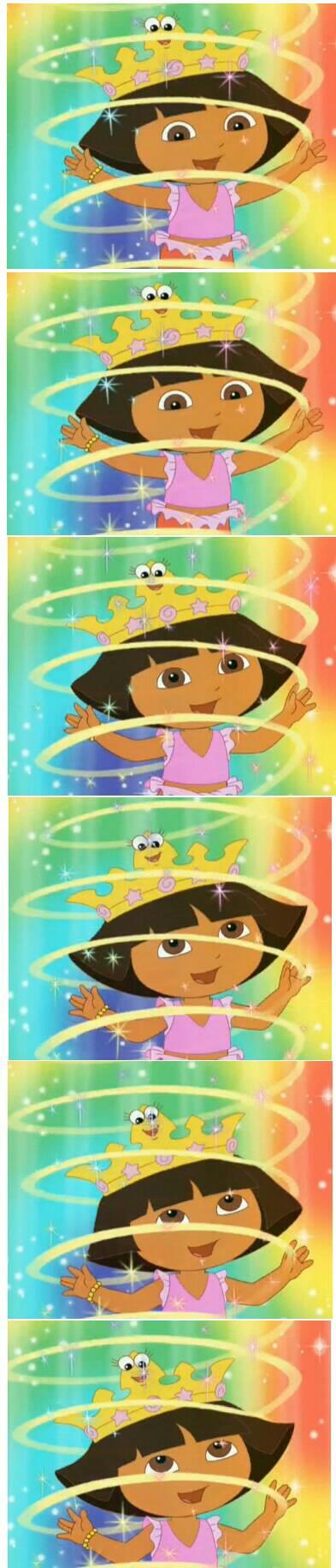 Dora the Explorer Mermaid Transformation 3 by ...