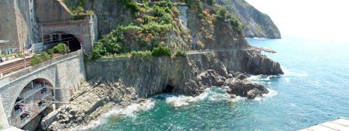 Italy Cinque Terre 2 by sEnS2k