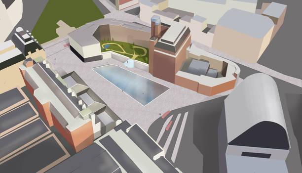 Victoria Station 2030