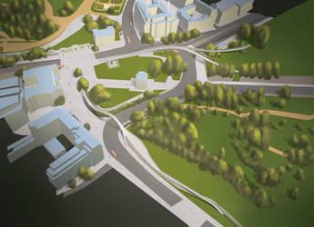 Hyde Park Corner 2030 by Anonymer-User