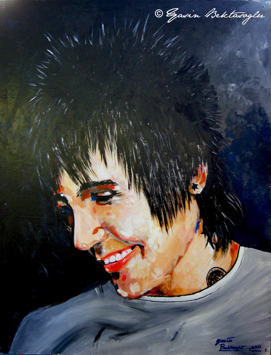 Jacoby Shaddix (Papa Roach) by yasinbektasoglu