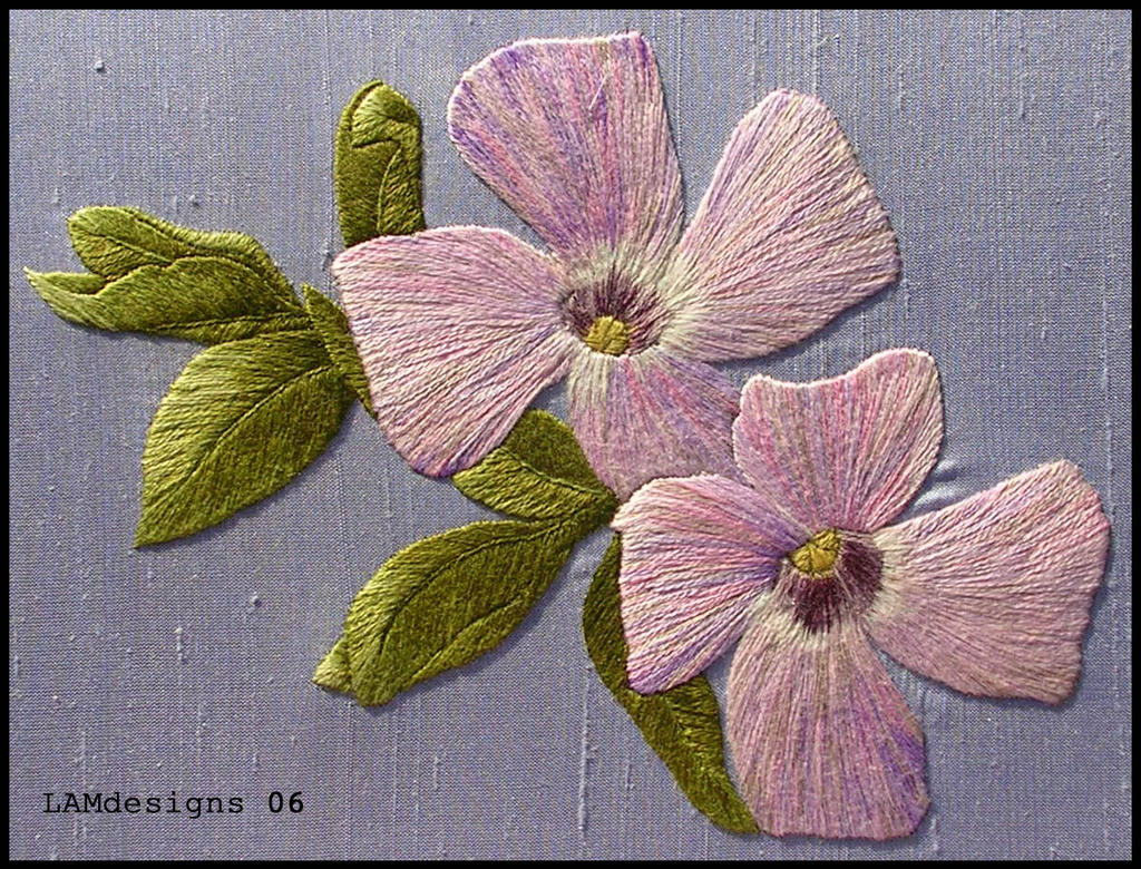 Periwinkle silk shading by masonbee on deviantart