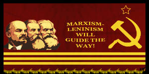 Marxism-Leninism Will Guide The Way