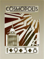 COSMOPOLIS 1938 by The-Necromancer