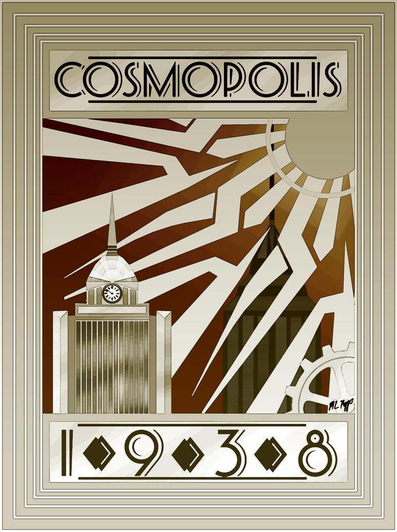 COSMOPOLIS 1938 by The-Necromancer