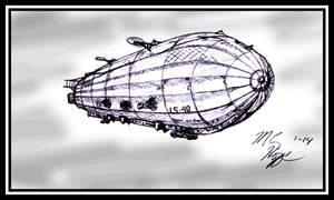 Luft Schlachtschiff