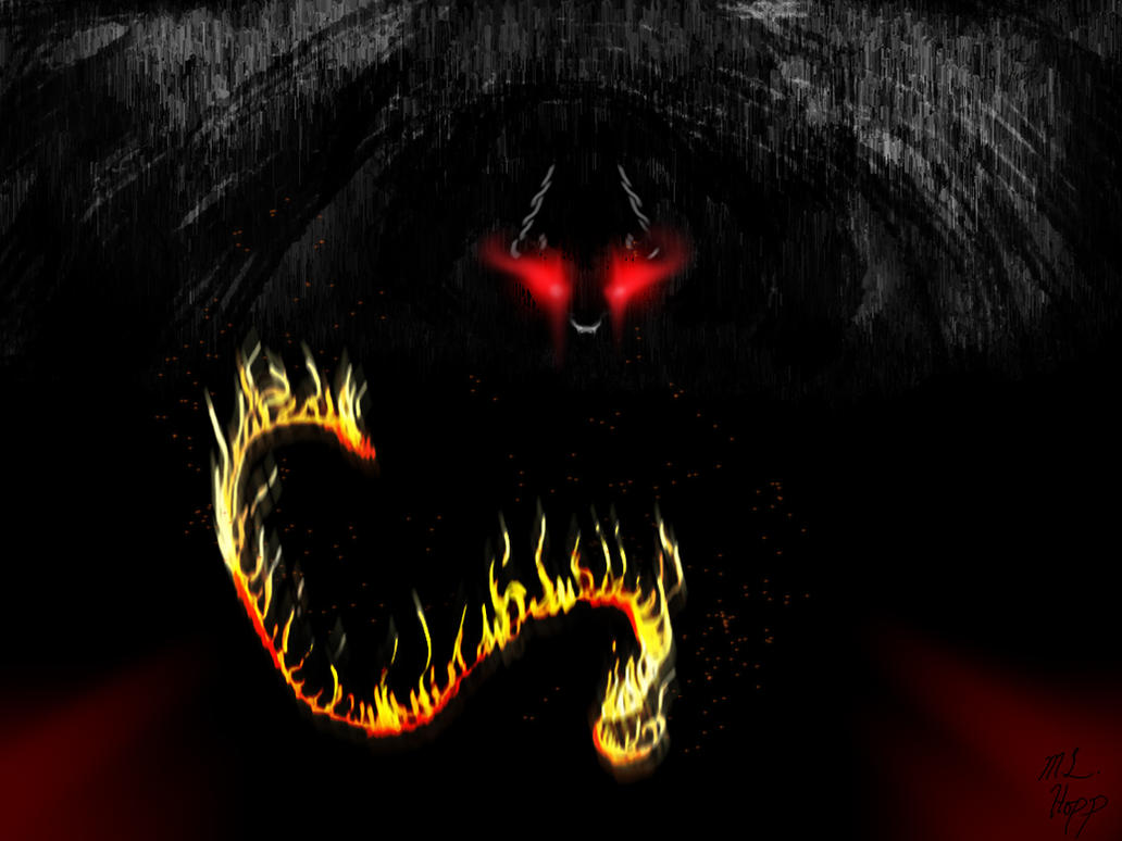 A Terror in the Dark by The-Necromancer