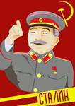 STALIN by The-Necromancer