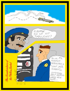 The Misadventures of the Yellow Jacket 8