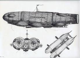 Super Airship Plus by The-Necromancer