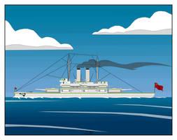 Battleship Kameshkovo