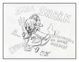 The Internet's Favorite Shark