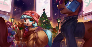 A Warming Eve by LA-ndy