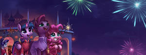 What We Expect(EquestriaCN 2018 NewYear Banner)