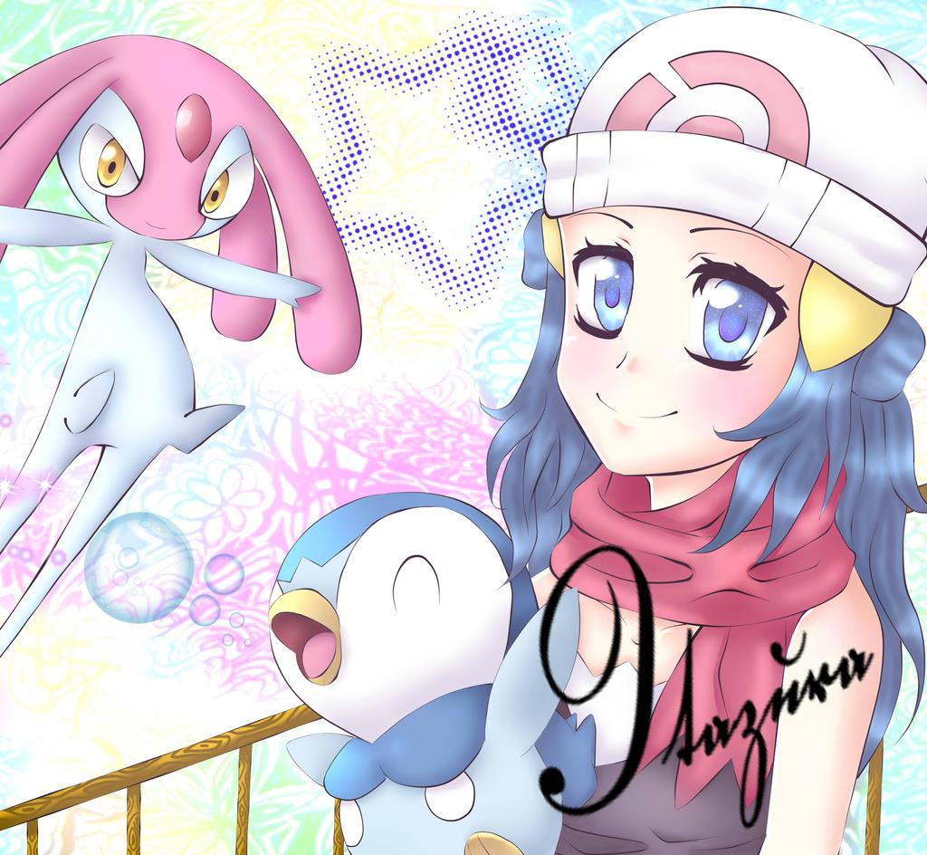 Pokemon Lucia by ItazuraStyle on DeviantArt