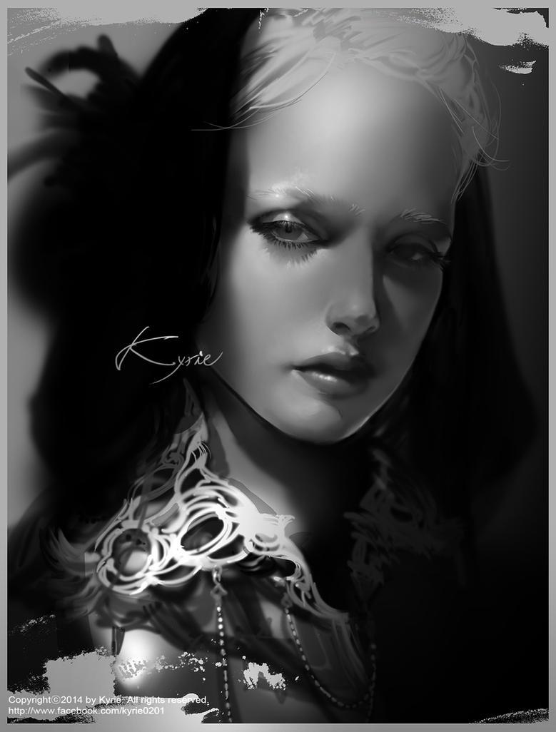 silver Surveillant by Kyrie0201