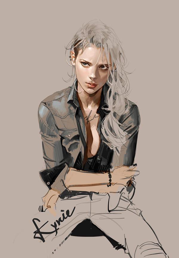 Kyrie. by Kyrie0201