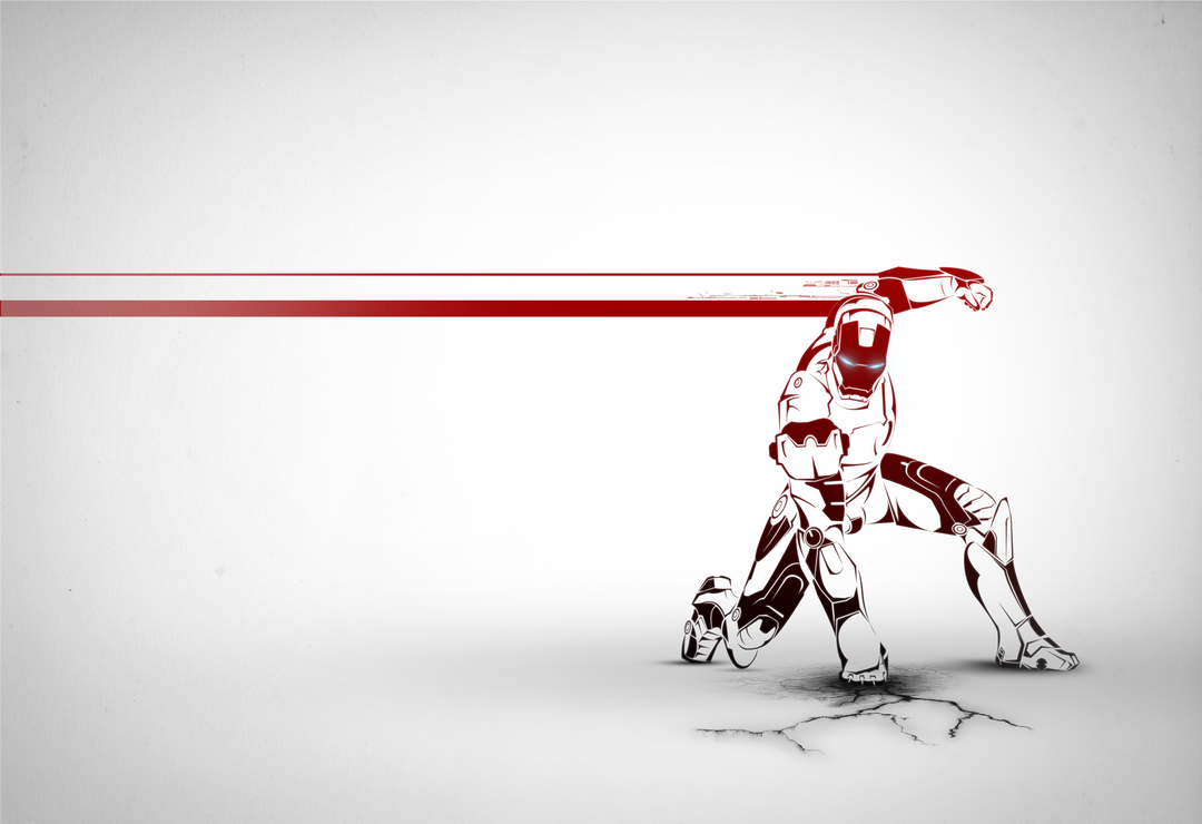 Ironman Wallpaper by TheMeEC