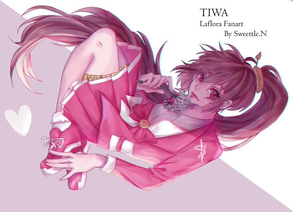 [laflora fanart] Tiwa by Sweety-N
