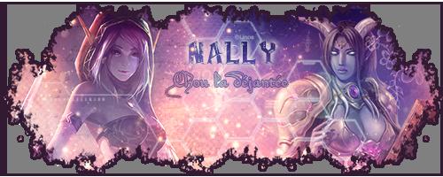 Signature Nally by Linoa170