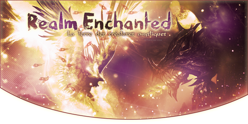 Banniere Realm Enchanted by Linoa170