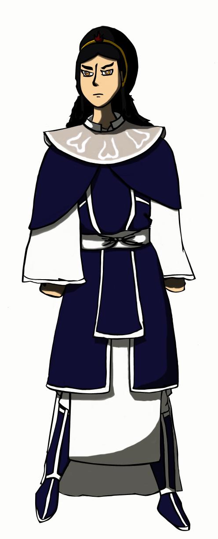 Order Of The White Lotus Oc By Winn Chan On Deviantart