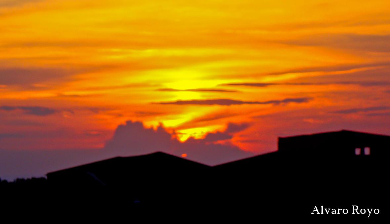 Goodbye sun by Alvarofi