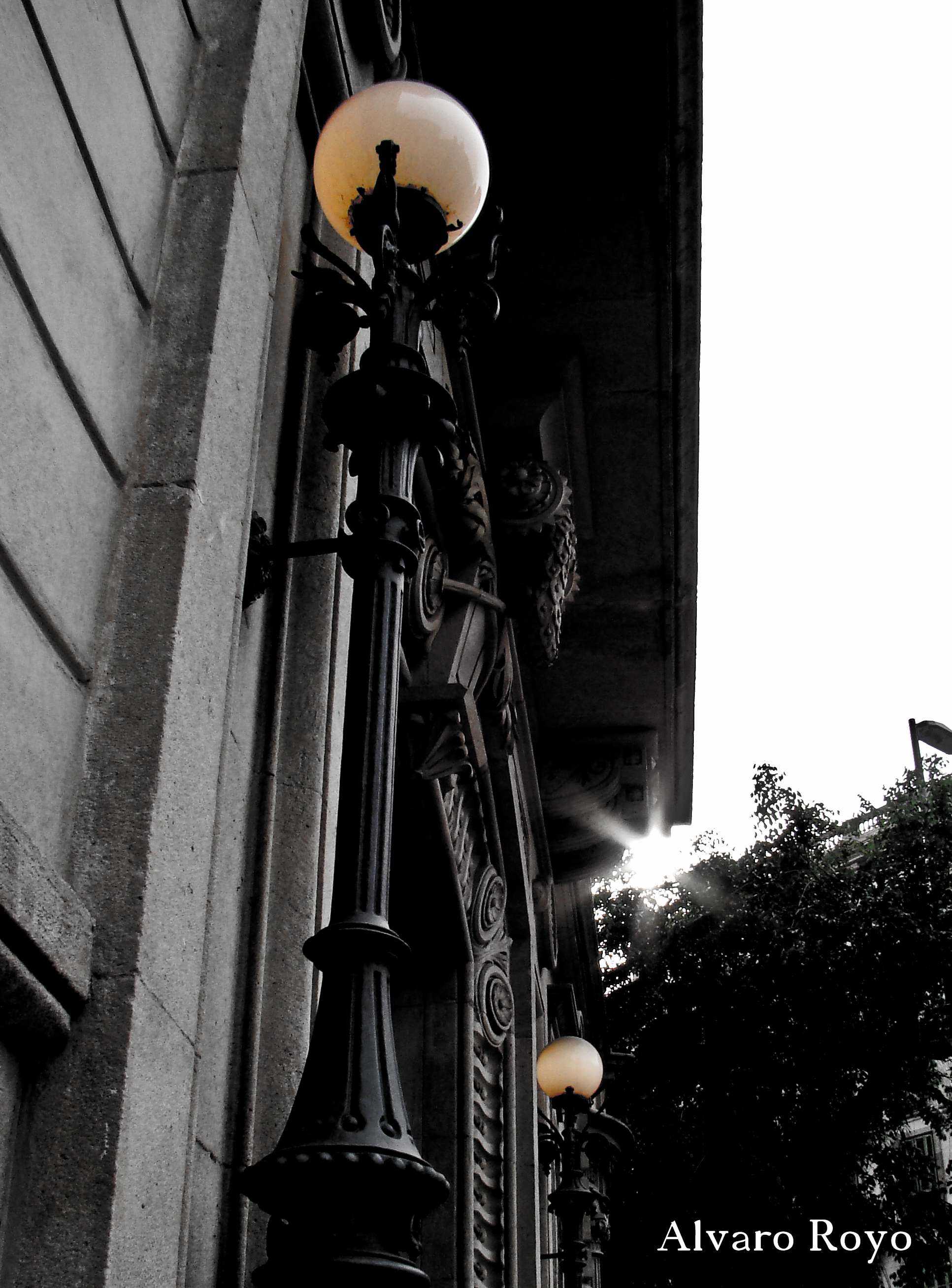 Streetlight by Alvarofi