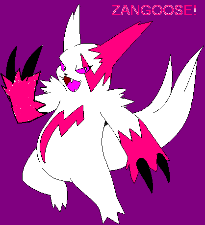 zangoose by jag2583