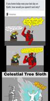Chainsaw Vigilante and Deadpool comic #8