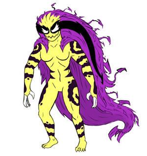 Symbiote-Sona: Fright