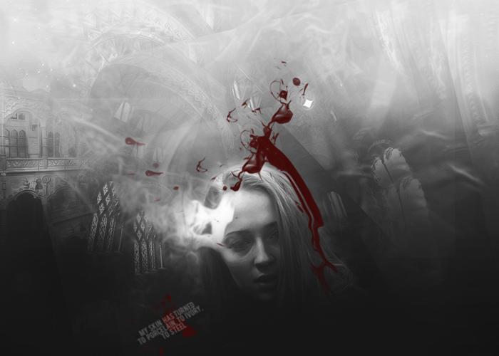 Sansa Stark by revengeps19