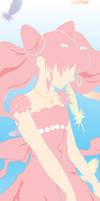 Princess - Chibi Moon bookmark