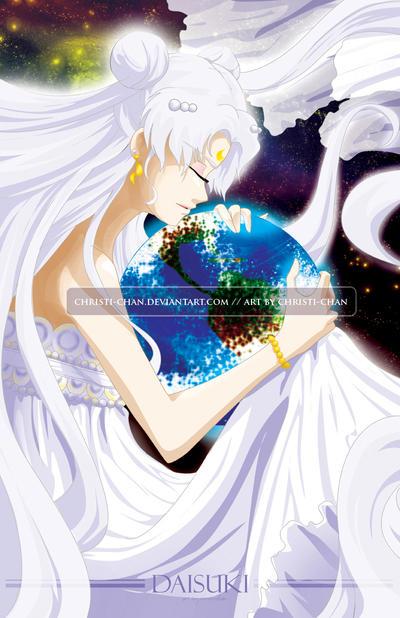 Daisuki Poster by christi-chan