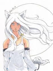 Santa Workshop - Lara Wolf by christi-chan